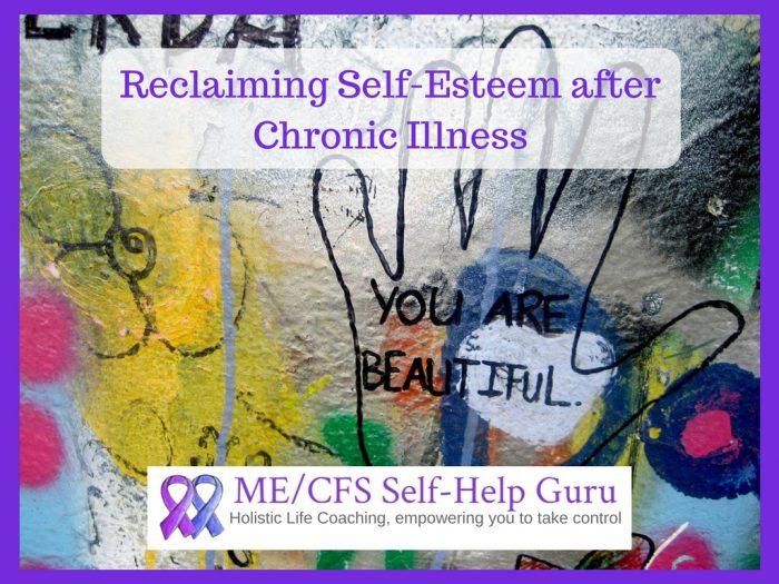 reclaiming self-esteem