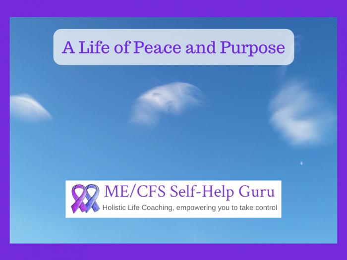 peace and purpose