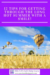 summer balloons hot