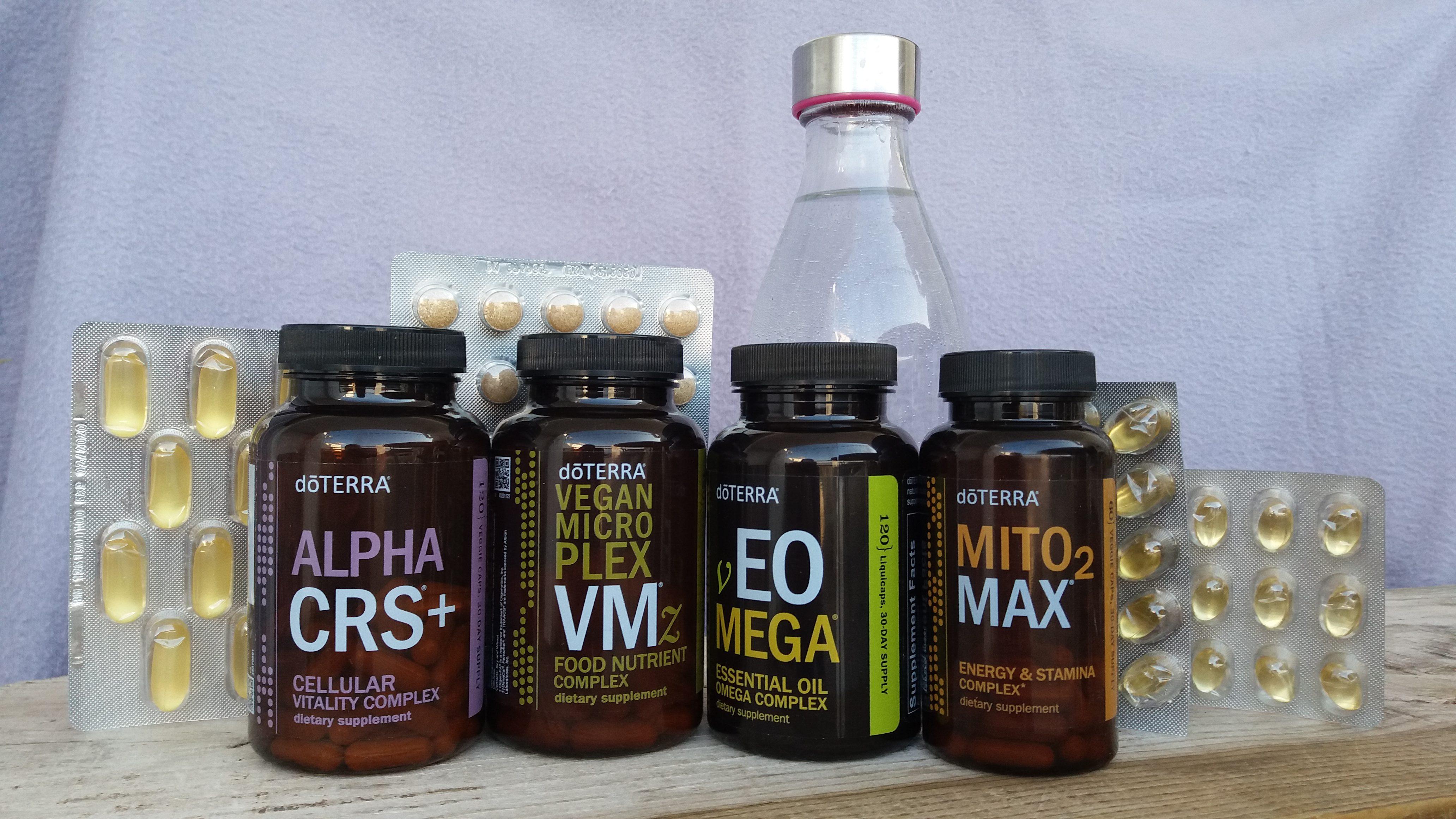 Dõterras Lifelong Vitality Pack Mecfs Self Help Guru