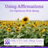 Affirmations workshop