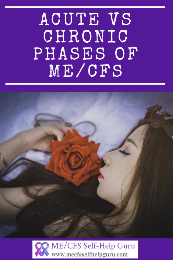 Pin Acute vs Chronic phases of ME/CFS